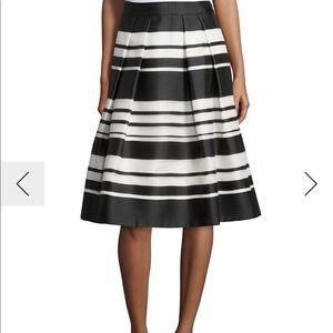 Kate Spade ♠️ cape stripe skirt
